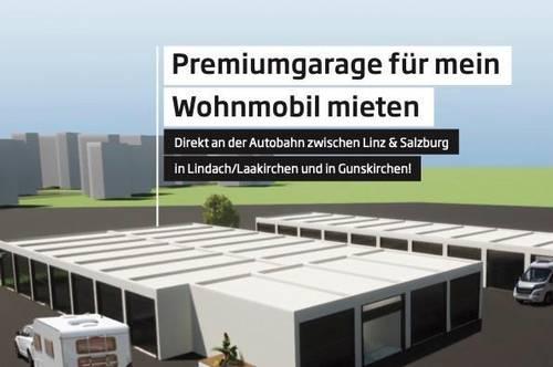 Mega-Große XXXXL – Garagen Premium ab Dezember mieten