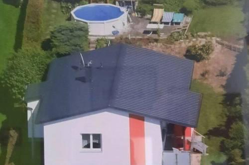 Ihr Wohfühlheim mit traumhaftem Ausblick, Pool, Balkon und Garten Nähe Korneuburg
