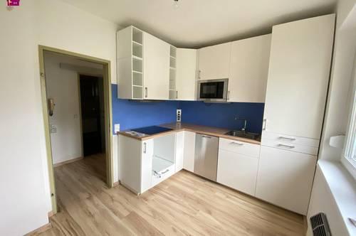 Gut aufgeteilte Single,- oder Pärchenwohnung in Zellerndorf