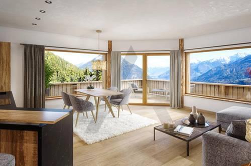 3-Zimmer Wohnung mit Panoramablick