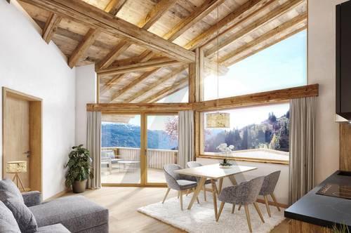 Hochwertig eingerichtetes Penthouse
