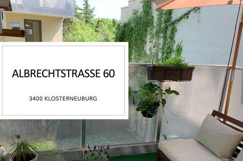 Moderne PROVISIONSFREI 3,5 Zimmer Wohnung - nahe dem Stadtplatz Klosterneuburg