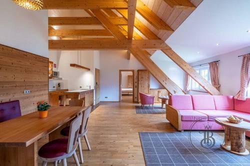 Wunderschön gelegene Dachgeschosswohnung mit der gewissen Etwas