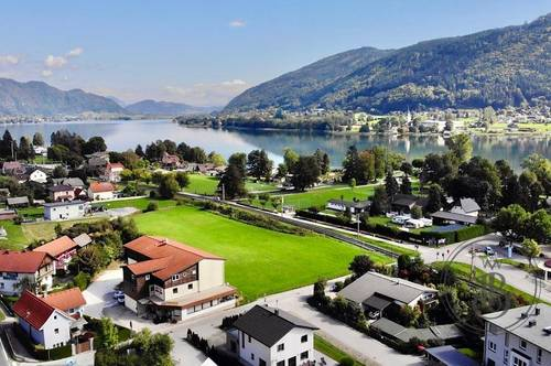 Top Investment in nur 100 Meter vom Ufer des Ossiacher-Sees