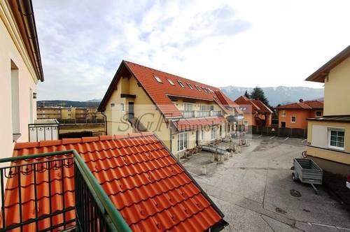 Villach Zentrum: Pärchen- oder Singlewohnung zur Miete - voll möbliert
