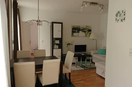 Möblierte Zweizimmerwohnung in Goldschlagstraße