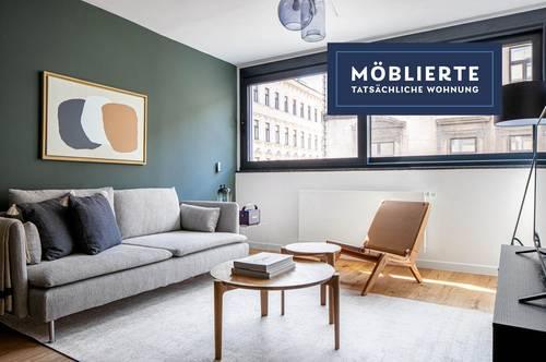 Top sanierte Wohnung in bester Lage des 7. Bezirks, helle 2 Zimmer Wohnung, U6/U3 in Gehweite