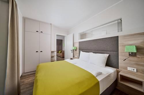 Perfekte Zwei Zimmerwohnung zur Kurzzeitmiete