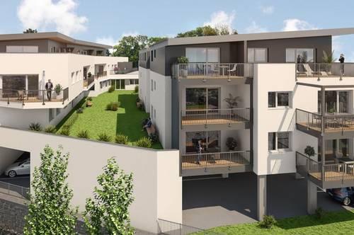 Färberzone Top B4 2 Zimmer Wohnung inkl. großen Balkon