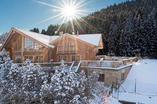 N°7 WOODEN LIFE STYLE LODGE - Ski-in-Ski-out am Wilden Kaiser in Ellmau in Tirol