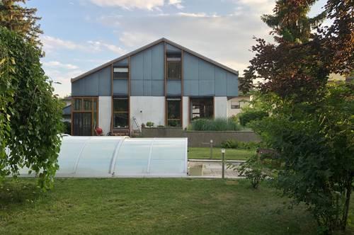 Einfamilienhaus in ruhiger unverbaubarer Lage