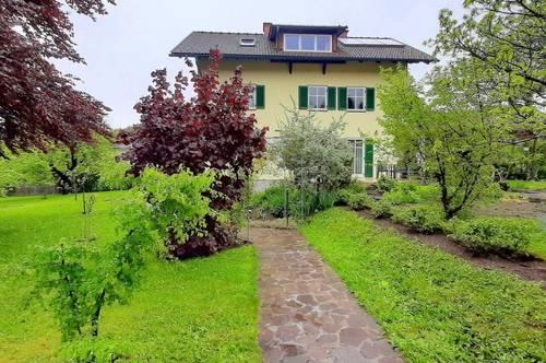 Wohnen wo andere Urlaub machen! Wunderschöne Villa in idyllischer Ruhelage - nur 3 Minuten vom Faakersee entfernt!
