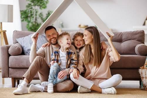 MARIATROST: Sonnige Familienwohnung mit herrlichem Ausblick