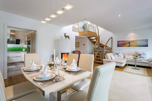 Penthousewohnung in Zell am See