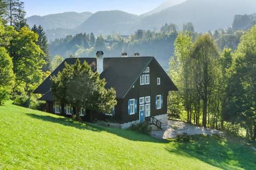 Stilvolles Landhaus im Schneebergland