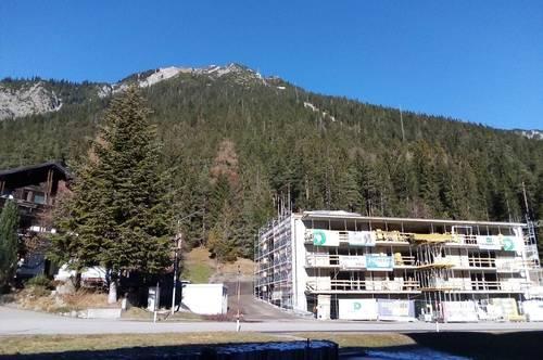 Fünf exklusive Zweitwohnsitz-Wohnungen am Arlberg