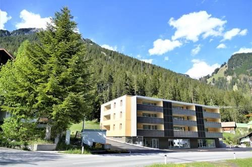 Fünf elegante Apartments mit Widmung als Renditeobjekte