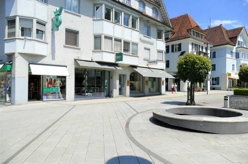 Verkaufsfläche in 1a Lage im Zentrum von Dornbirn