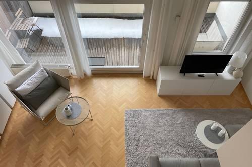Traumhafte Maisonette Wohnung am Spitalberg in Klagenfurt