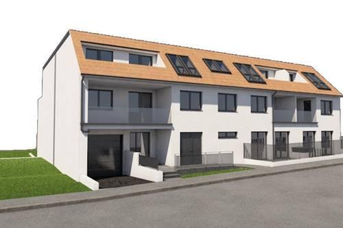 Villenviertel in Mistelbach - zentrales Wohnen im Grünen