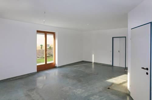 große Eigentumswohnung mit Garten & Terrasse in Oberpullendorf zu kaufen