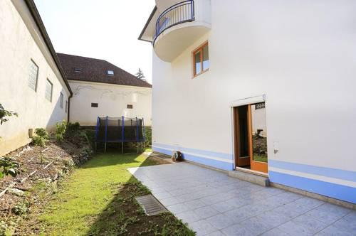 helle, geräumige Eigentumswohnung mit Garten & Terrasse in Oberpullendorf zu kaufen