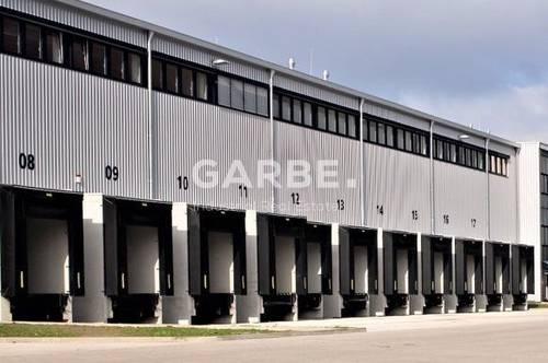 PROVISIONSFREI: ca. 20.000 m² Neubau Hallenfläche - Erstbezug!