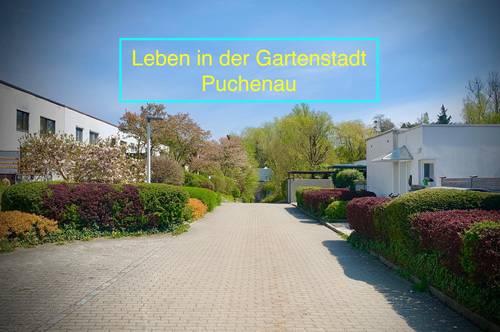 Reihenhaus mit Garten in der Gartenstadt Puchenau