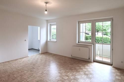 Geförderte 2-Zimmer-Wohnung mit Loggia