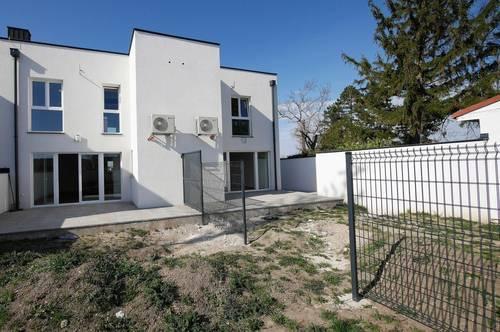 Schlüsselfertig! Ziegelmassivbau auf Eigengrund! Stilvolle Doppelhaushälfte!