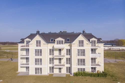 Hochwertige Eigentumswohnung zwischen Golfplatz und Badesee