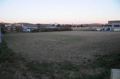 Betriebsbaugebiet nähe Linz