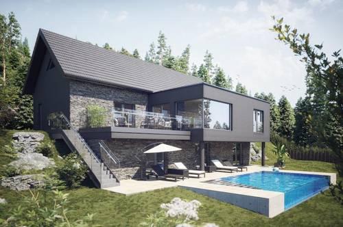 Traumhaft projektiertes Haus in Gamlitz/ Südsteirische Weinstraße - Provisionsfrei