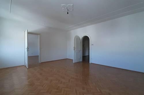 3 Zimmer und Tiefgarage im Zentrum