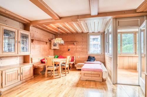 3-Zimmer Wohnung mit Wintergarten im Ortsteil Höttinger Au