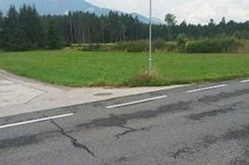 Großes, voll erschlossenes Baugrundstück in Bleiburg zu verkaufen