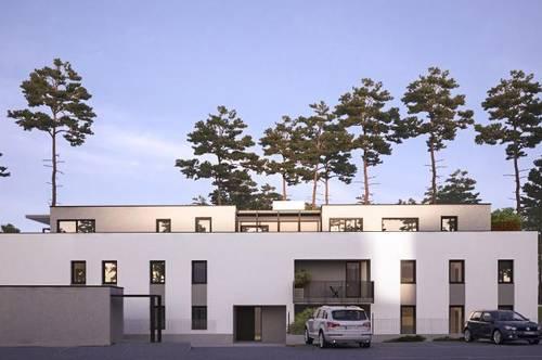 * 2 neue Penthouse-Wohnungen & 2 Neubau-Wohnungen * in ruhiger, zentraler Lage mitten im Grünen