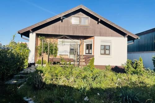 Einfamilienhaus mit Sonnenterrasse