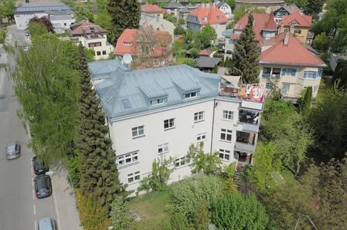 Herrschaftliches Welzenbacher-Haus in Innsbrucker Villen-Saggen