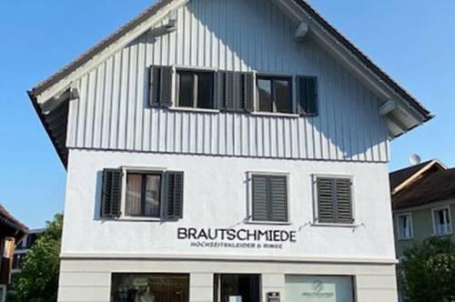 Zentrale Dachgeschosswohnung in Götzis