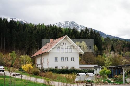!! LÄNDLICHER WOHNTRAUM IN IDYLLISCHER LAGE !! - Gepflegtes Mehrfamilienhaus Nähe Faaker See