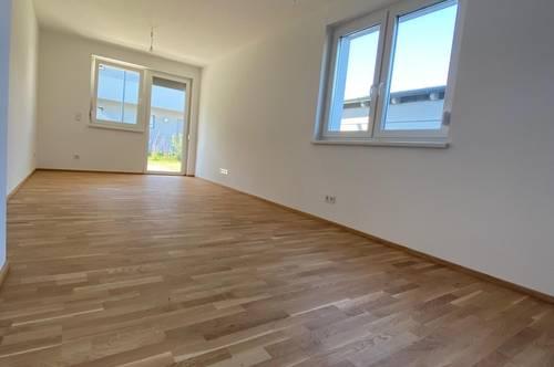 Erstbezug - Gartenwohnung - 2 Zimmer - schöne Ausstattung!