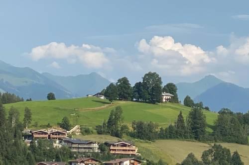Vollmöbliertes Dachgeschoß der Extraklasse mit Freizeitwohnsitz in sonniger Panoramalage von Reith
