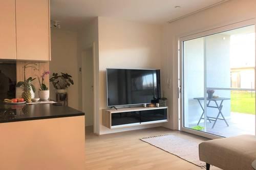 FAST ERSTBEZUG!!! Erstbezug mit Aufwertung einer neuen Küche etc.!! Barrierefreies Wohnen mit Terrasse, Garten, Lift und Tiefgarage!