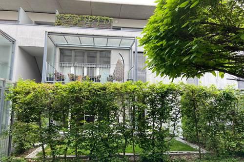 Sonnige 2 Zimmer Gartenwohnung