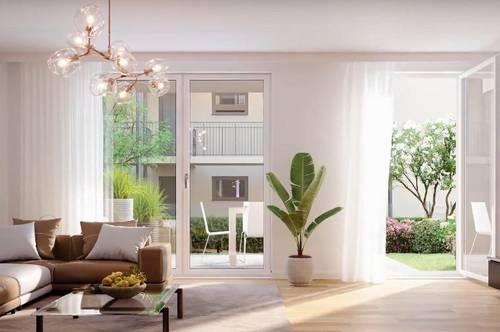 Provisionsfrei für den Käufer - Neubau in Langenzersdorf – Wohnen vor den Toren Wiens – Gartenwohnung auf Eigengrund!!!