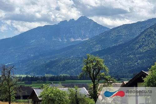 Nahe dem Skigebiet Nassfeld - Baugrund mit grenzenloser Fernsicht!