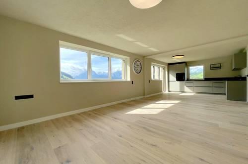 Helle 4-Zimmer-Wohnung mit Westbalkon in Ruhelage!