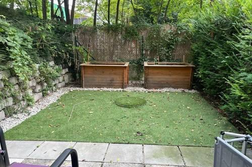 Garten Maisonette Wohnung in Zentrumslage von Baden bei Wien