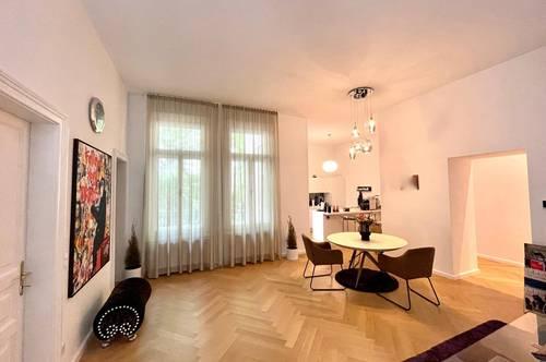 Hauptmietwohnung im Botschaftsviertel von Wien